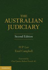 The Australian Judiciary: Edition 2