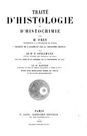 Traité d'histologie et d'histochimie