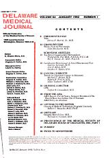 Delaware Medical Journal PDF