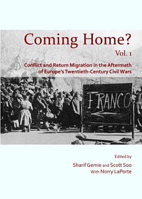 Coming Home  Vol  1