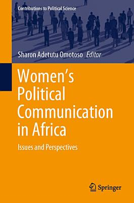 Women s Political Communication in Africa PDF