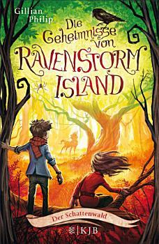 Die Geheimnisse von Ravenstorm Island     Der Schattenwald PDF