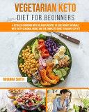 Vegetarian Keto Diet For Beginners PDF