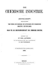 Chemie-Arbeit in Werk und Labor: Band 15