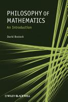 Philosophy of Mathematics PDF