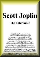 ジョプリン エンターティナー ピアノ・ソロ