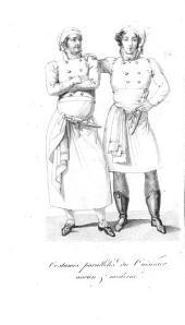 Le Maitre d'hotell français: ou parallèle de la cuisine ancienne et moderne ...