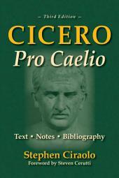 Cicero: Pro Caelio