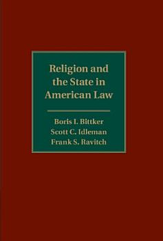 Religion and the State in American Law PDF