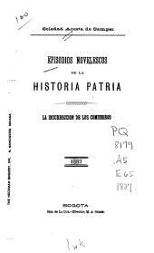 Episodios novelescos de la historia patria: la insurrección de los comuneros
