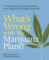 What s Wrong with My Marijuana Plant  PDF