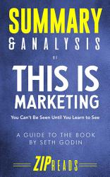 Summary & Analysis of This Is Marketing