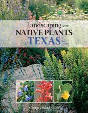 Landscaping with Native Plants of Texas   2nd Edition PDF