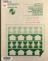 1990 Census of Population and Housing: Population and housing characteristics for census tracts and block numbering areas. York, PA MSA.