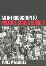 An Introduction to Politics, State and Society