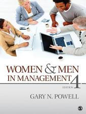 Women and Men in Management: Edition 4
