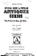 Official Guide to Popular Antiques  Curios PDF