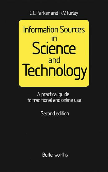 Information Sources in Science and Technology PDF