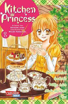Kitchen Princess 8 PDF