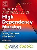 Principles and Practice of High Dependency Nursing PDF