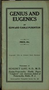 Genius and Eugenics