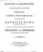 Buffoni et Daubentoni figurarum avium coloratarum nomina systematica