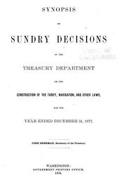 Treasury Decisions Under Customs and Other Laws: Volume 10