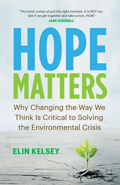 Download Hope Matters Book