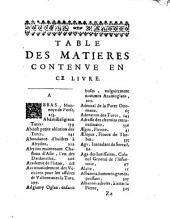 Les Voyages du sieur Du Loir en Turquie, contenus en plusieurs lettres écrites du Levant... ensemble ce qui se passa à la mort du feu sultan Mourat dans le serrail... avec la relation du siège de Babylone fait en 1639 par sultan Mourat