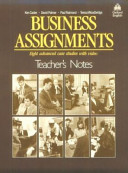 Business assignments
