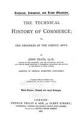 Manuals of Commerce: Technical history of commerce