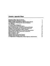 Northwest Arkansas Regional Airport  Replacement for Drake Field  City of Fayetteville PDF