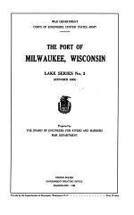 The Port of Milwaukee, Wisconsin
