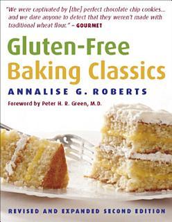 Gluten Free Baking Classics Book