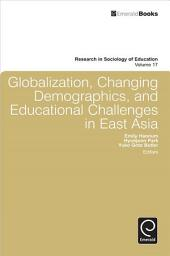 Globalization, Changing Demographics, and Educational Challenges in East Asia