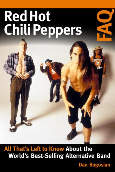Download Red Hot Chili Peppers FAQ Book