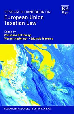 Research Handbook on European Union Taxation Law PDF