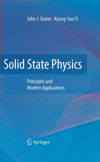 Solid State Physics PDF