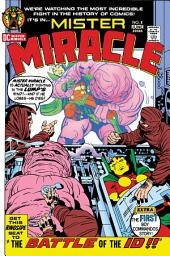 Mister Miracle (1971-) #8