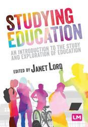 Studying Education PDF