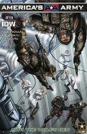 America's Army #9 - Into the Wolf's Den