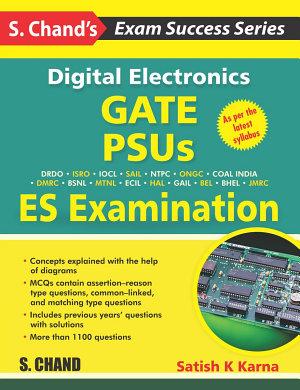 Digital Electronics   GATE  PSUS AND ES Examination PDF