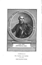 Montcalm et le Canada français: essai historique