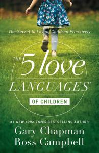 The 5 Love Languages of Children Book