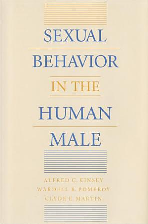 Sexual Behavior in the Human Male PDF