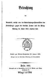 Militär-Wochenblatt: unabhängige Zeitschr. für d. dt. Wehrmacht. 1865