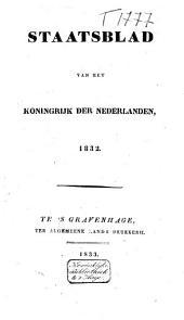 Staatsblad van het Koningrijk der Nederlanden: Volume 13