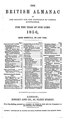 The British Almanac PDF