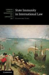 State Immunity in International Law
