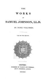 The Works of Samuel Johnson: Volume 2